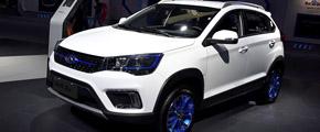 Стартовали продажи электрического автомобиля Chery Tiggo