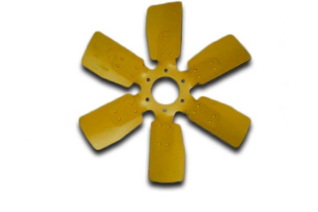 вентилятор металл 6 лопастей C6121 1N3586