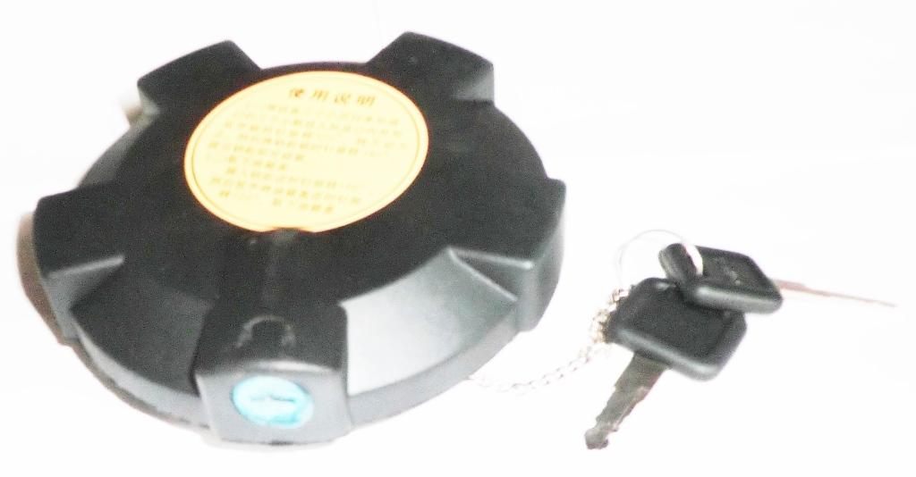 Крышка топливного бака Евро-3 DZ9114550458 SHAANXI