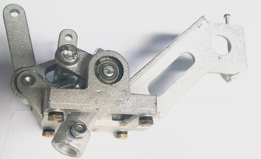 Кулиса рычаг КПП 9 передач DZ9114240533 SHAANXI
