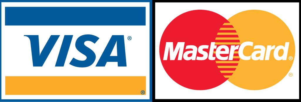 Оплата запчастей для CHERY безналичным платежом при помощи VISA и MASTERCARD